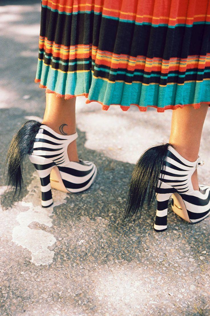 100 modi di indossare Gucci by Vogue