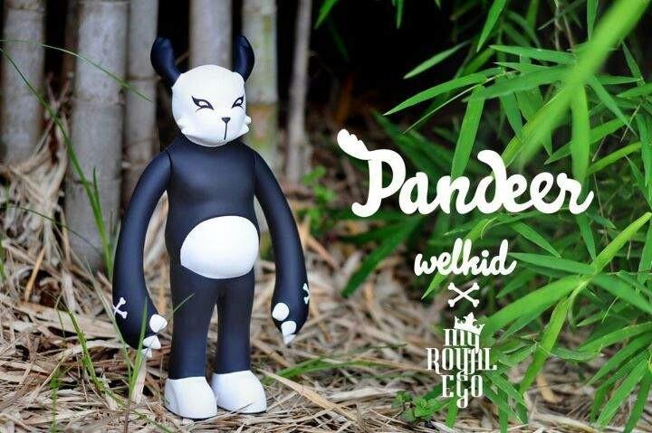 """Pandeer"" by MyRoyalEgo.com x Bangkit Walked."