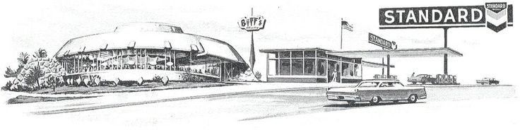 Biff s coffee shop standard oil the los angeles