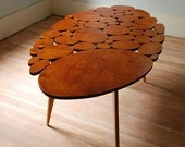 Large Circles Coffee Table by Michael Arras