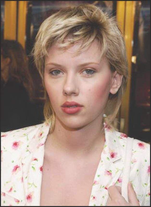 Star Frisuren Die Fiesen 90er Frisen S Frisuren Friseur Frisuren Scarlett Johansson