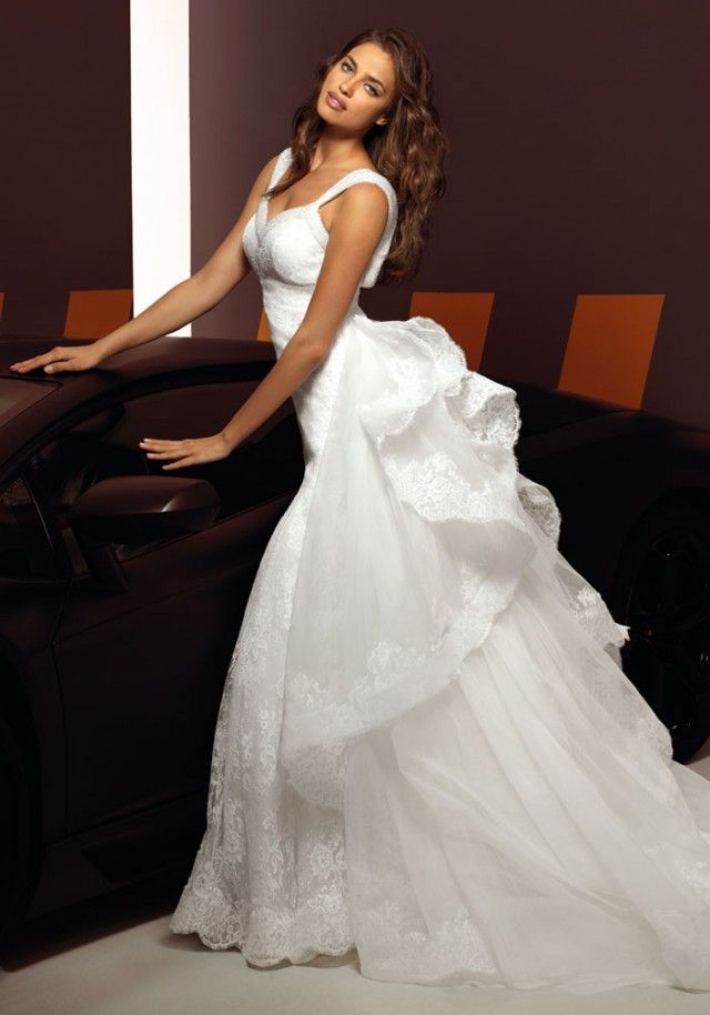 Alessandro Angelozzi Couture 2013 Wedding Dresses