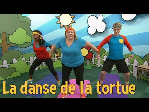 La danse de la tortue - YouTube