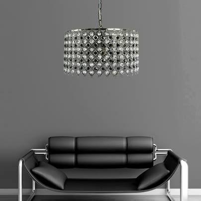 Může být světlo šperk? My myslíme že ano. Toto krásné moderní svítidlo na vás čeká na naší prodejně. Sedací nabytek není v ceně:). Více informací najdete tady: http://goo.gl/LBakOY