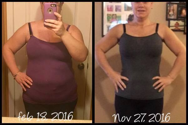 """9 month results! 86 pounds gone forever (I lost track of inches) AdvoCare has changed my life not only physically but mentally & emotionally...I'm gaining confidence & no longer hide from the camera..this is just the beginning!"" - Tamra Bondi"