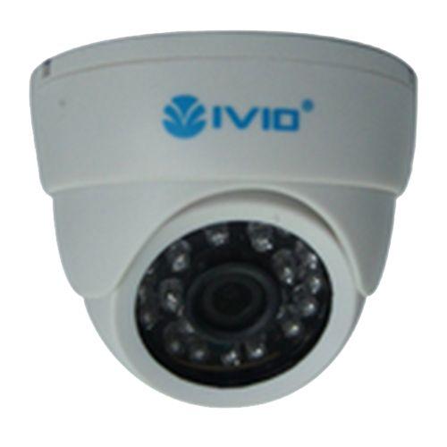 IVIO CCTV- AHD Plastic Dome Camera 1080P 2MP - Putih