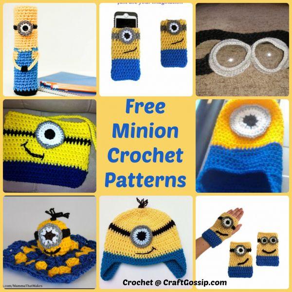 374 best Crochet Despicable Me ( Minions ) images on Pinterest ...