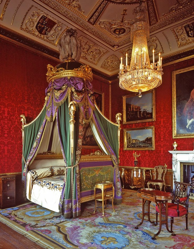 Windsor Castle  Queen Mary's Doll  House In England