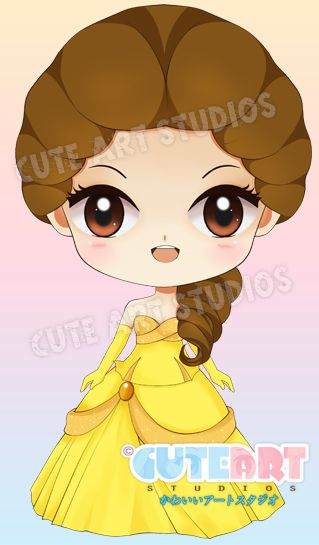 Fashionable Belle by crowndolls on deviantART