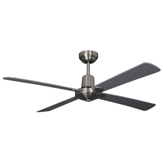"Mercator Kimberley 48"" Ceiling Fan with Timber Blades"