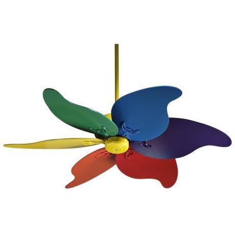 27 best ceiling fans images on pinterest blankets ceilings and 46 quorum pinwheel multi colored ceiling fan httplampsplus aloadofball Gallery