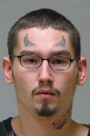 Bad Face Tattoos Devil
