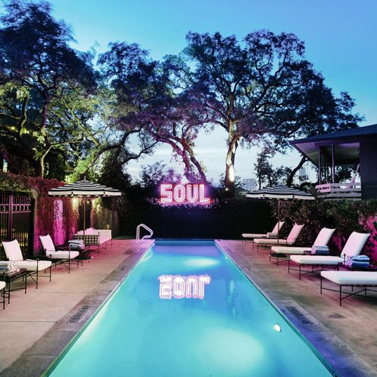 Hotel Saint Cecilia 112 Academy Drive Austin Tx Boutique Luxury Hotels In Usa
