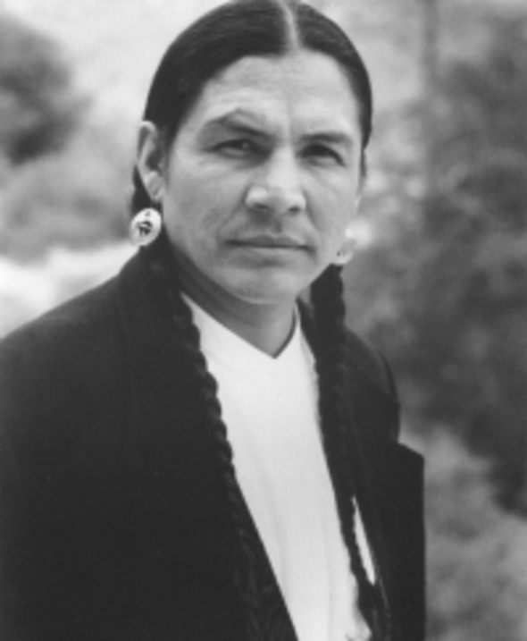 Steve Reevis-Blackfoot Native American Actor