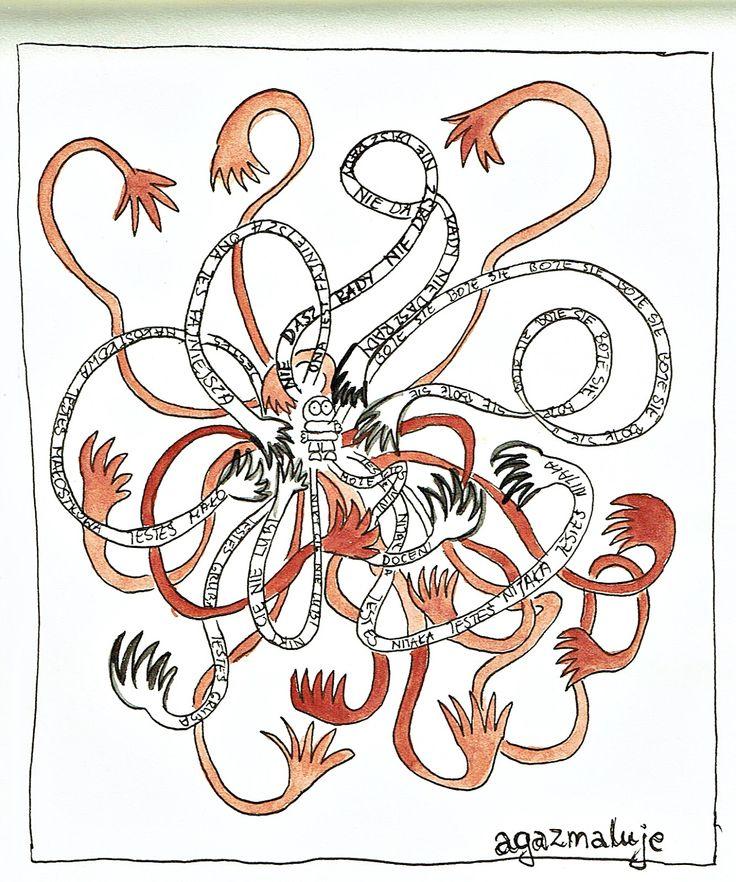agazmaluje - blog rysunkowy, akwarele, rysunki na zamówienie, kartki, zakładki