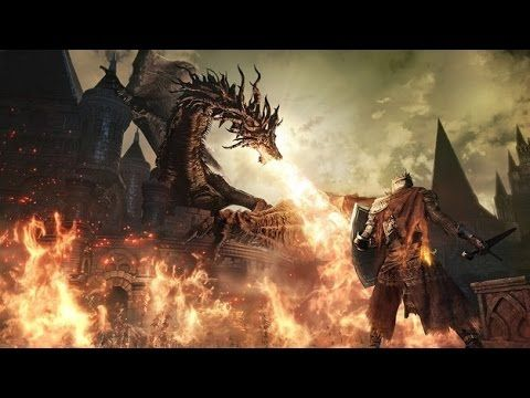 Dark Souls 3 Newbie Naomi Plays For The First Time - IGN Plays Live - YouTube