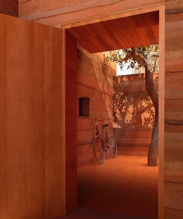 Projeto de casa em taipa de pilão vence concurso da Trienal de Arquitetura de Lisboa 2010