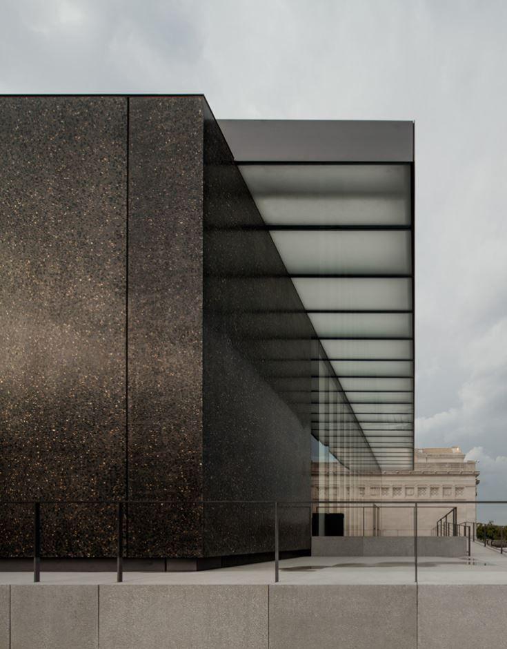 Saint Louis Art Museum, by David Chipperfield