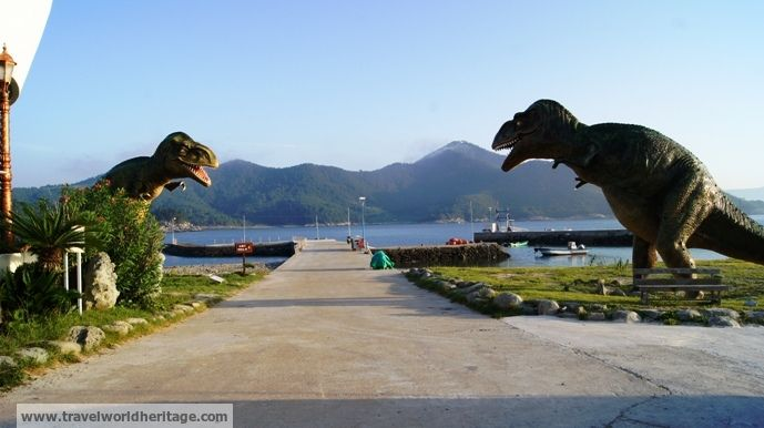 Sado Island is essentially, Korea's version of Jurassic Park. Find some dinosaur tracks in one of the best kept secret islands in the country.
