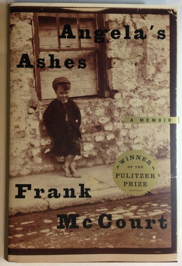 Angela's Ashes : A Memoir by Frank McCourt 1996, Hardcover Pulitzer Prize Winner