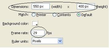 Langkah 1:  Siapkan dua buah file, 1 background dan 1 objek (misalnya, foto Anda). Sesuaikan ukuran foto dengan ukuran stage pada flash yang Anda inginkan. Untuk foto objeknya, jangan lupa untuk menghilangkan backgroundnya/dibuat transparan, agar foto tersebut dapat diletakkan secara baik di atas background. Untuk mengolah kedua foto tersebut, Anda dapat menggunakan Adobe Photoshop.