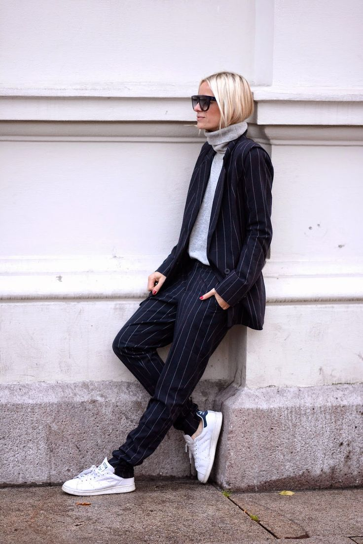 Style Hunter: Girls in Suits - Gallery - Style.com