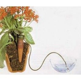 Simple to use. <b>An automatic plant watering system for indoor plants.</b> Perfect for vacationers!! Made in Austria - not the Chinese knock-off. Free shipping by POST.