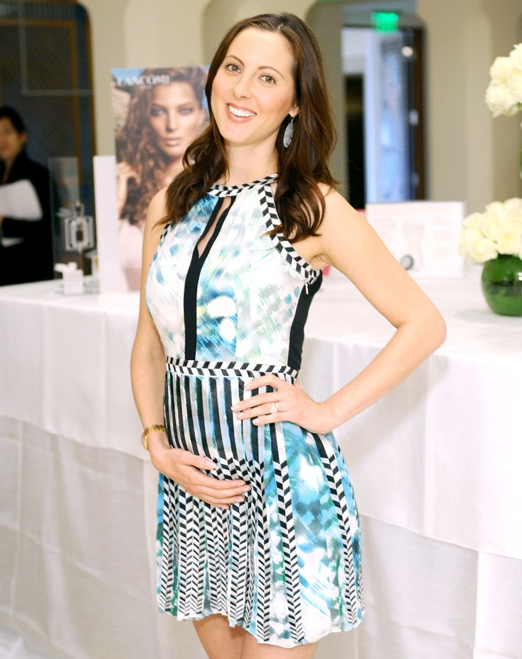 Eva Amurri Pregnant With First Child Debuts Her Baby P Photo
