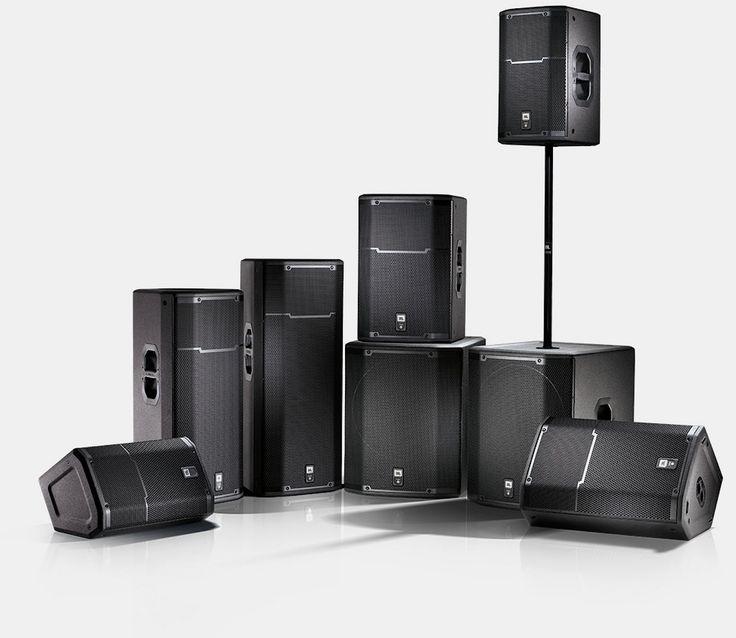 JBL  PRX600 Series Portable Powered Loudspeakers #JBL #Music #Audio #Power #Speakers #Acoustics #Quality #Sound #Hermesmusic