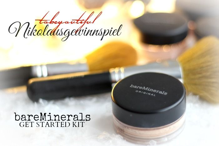 Giveaway BareMinerals get started Kit