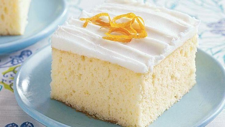 Pineapple Mimosa Cake | Recipe | Mimosas, Betty Crocker and Delicious ...
