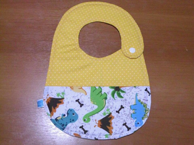 Babador for baby - Daelly Artes