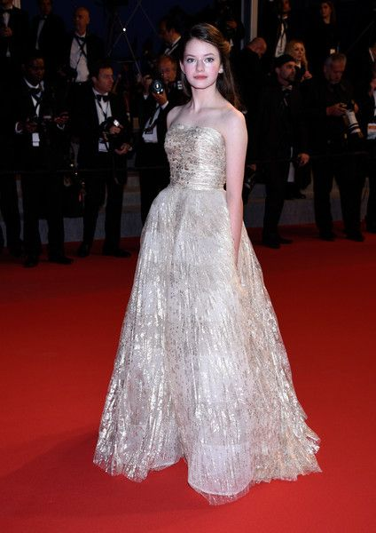 "Mackenzie Foy Photos - ""The Little Prince"" Premiere - The 68th Annual Cannes Film Festival - Zimbio"