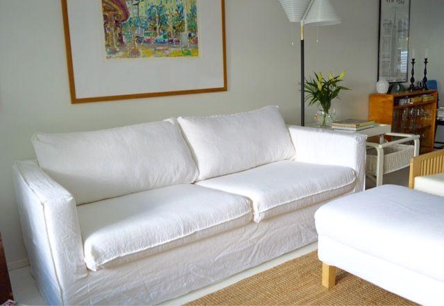 Annen kotona ja pihalla: Sohvan uusi päällinen Bemziltä