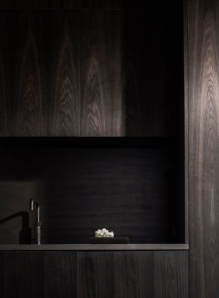 Dark beauty by Norm Architects | AMM blog