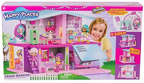 Happy Places Shopkins Mansion Shopkins