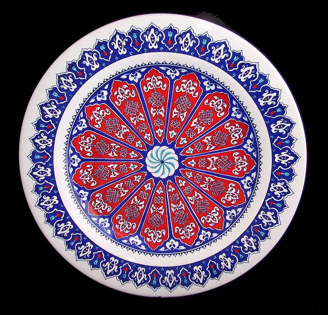 40cm Tile Plate - 8 | by gonewiththesin