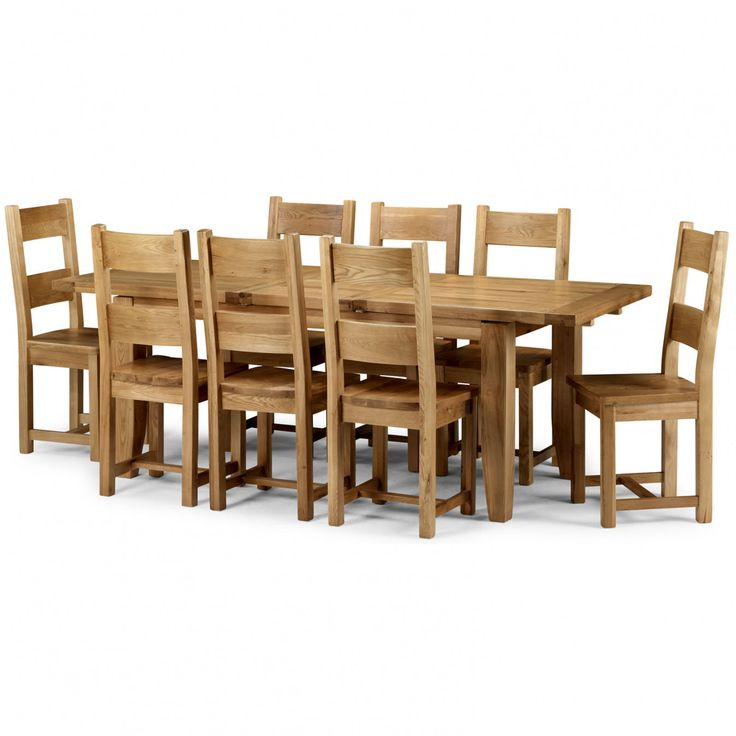 Best 25 Oak Dining Room Set Ideas On Pinterest  Oak Dining Room Amazing Oak Dining Room Table Inspiration Design
