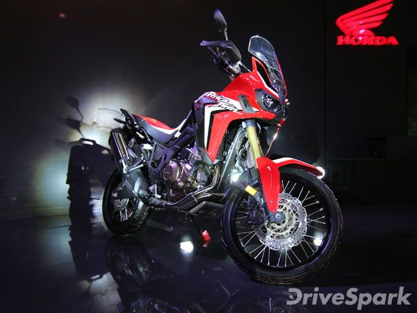 Honda CRF1000L Africa Twin India Launch By July 2017