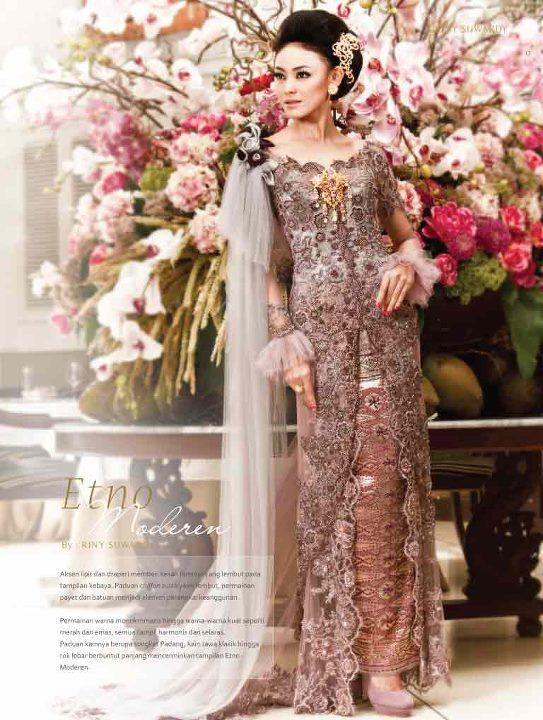 Kebaya by: RINI SUWARDY