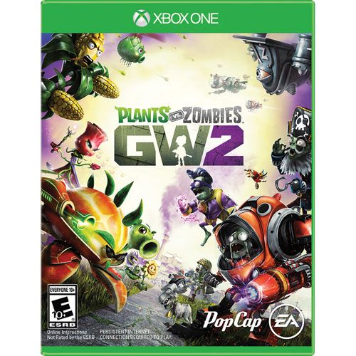 Dr. Zomboss has rebuilt suburbia as a zombie utopia and it's up to you to help the plants reclaim their turf in Plants vs. Zombies Garden Warfare 2. Play as the plants in the 24-player Herbal Assault mode or choose your side in th... Free shipping on orders over $35.