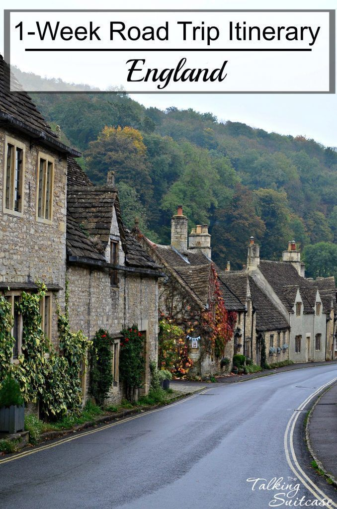 Our family road trip in England itinerary to see what we did & what we would do differently. It's the perfect way to visit the Cotswolds from London.