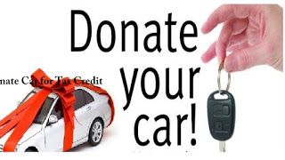 How Donate Your Car: Donate Car for Tax Credit - Benefit and Process to...