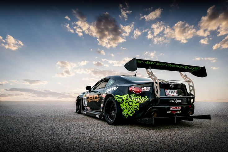 """""""Monster 86"""" Subaru BRZ and Toyota 86 V8 Conversion 