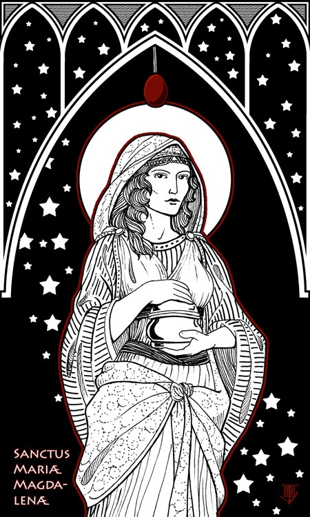 mary magdalene and the divine feminine pdf