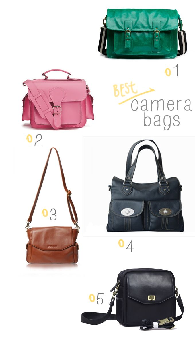 The 3 Annies camera bag is my favourite // The best camera bags by Fat Mum Slim   #leather #camera #bag #3annies