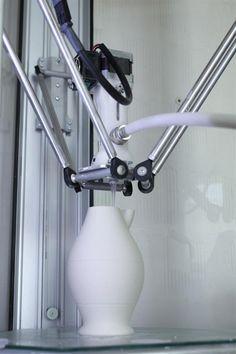 3ders.org - WASP unveils new ceramic LDM extruder for high precision ceramics 3D printing | 3D Printer News & 3D Printing News