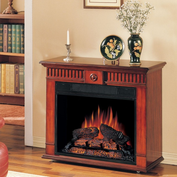 17 Best images about Amish fireless fireplace on Pinterest