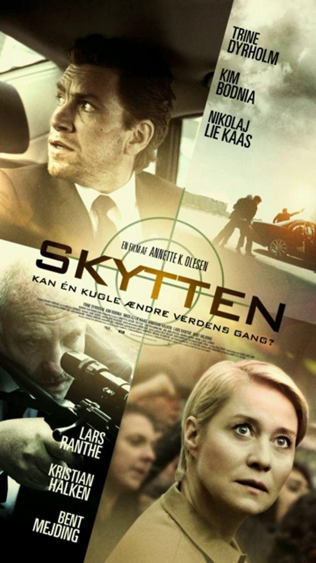 Skytten20135.2GOOD. Trine Dyrholm, Kim Bodnia and JLK.