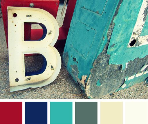 B: Colors Combos, Design Centre Inspiration, Neon Colors Palettes, Happy Colors, Vintage Signs, Colors Schemes, Rooms Colors, Life Colors, Colors Happy